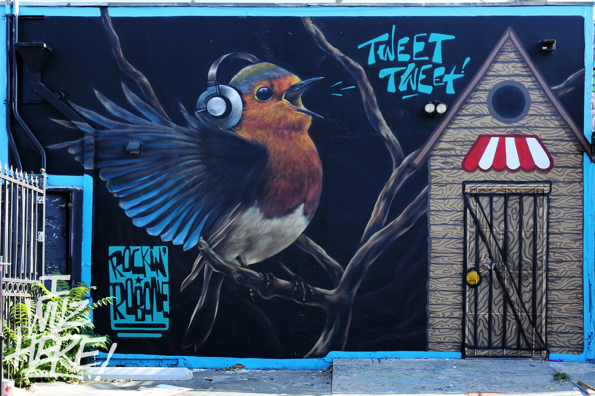 Graffitis Vs Murales