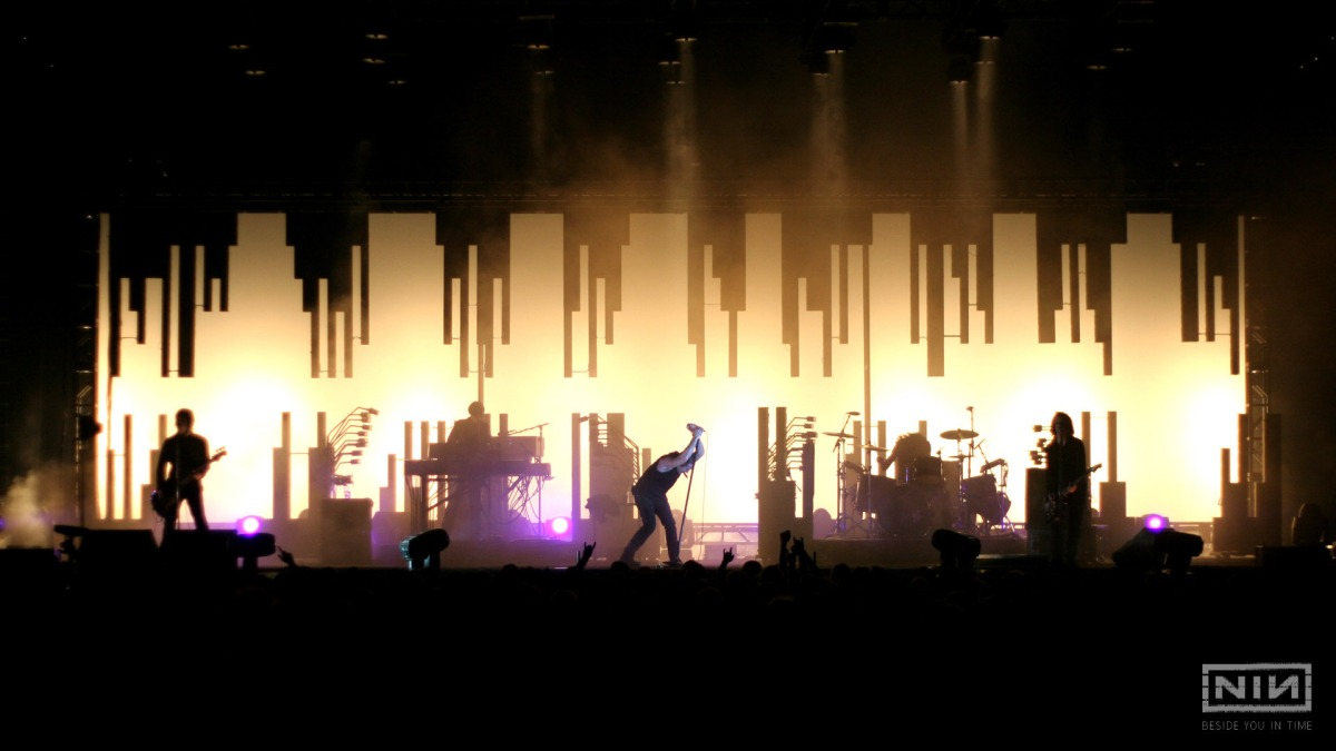 A comeback of Nine Inch Nails!
